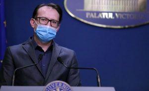 Ministrul Finantelor Florin Citu (foto) a anuntat pentru finele anului 2020 un deficit bugetar de 9,1%