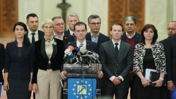 Guvernul Orban poate fi demis prin motiune de cenzura