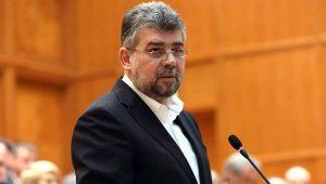 Presedintele PSD Marcel Ciolacu nu a putut sa asigure cvorum pentru motiunea de cenzura
