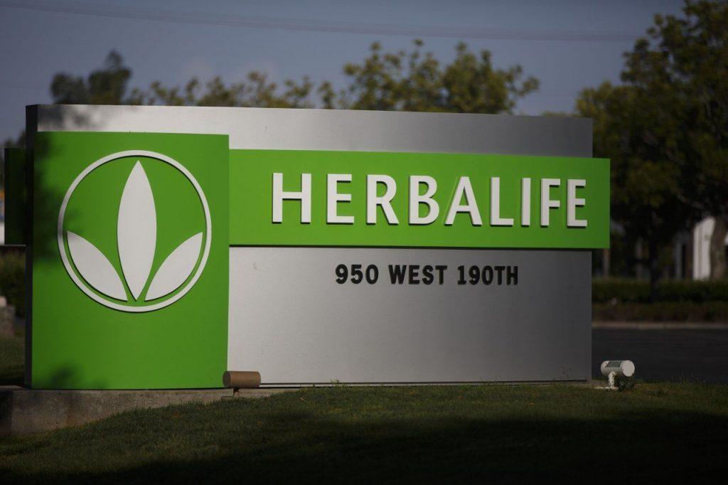 corporatia multinationala Herbalife