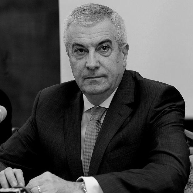 Presedintele ALDE Calin Popescu Tariceanu