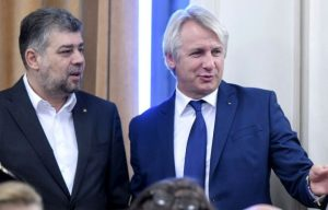 Presedintele PSD Marcel Ciolacu este contestat din interiorul partidului