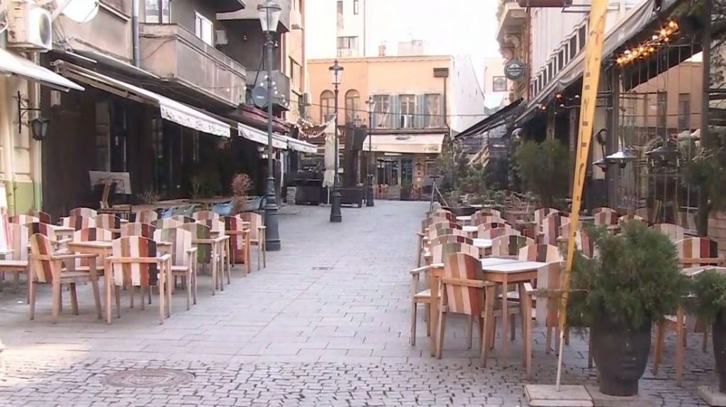 se inchid restaurantele in bucuresti