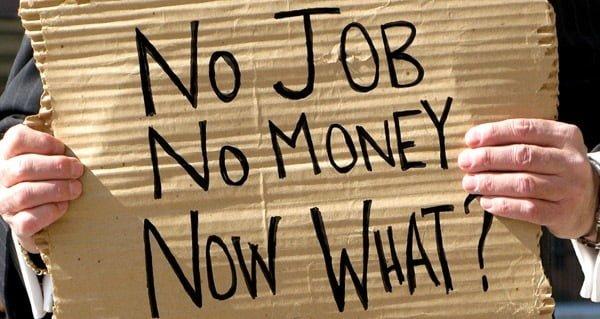 Dispar 400.000 locuri de munca