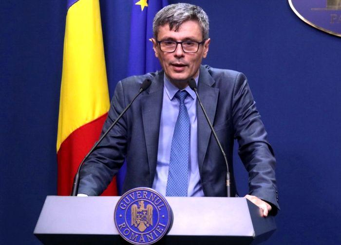 Declaratia zilei de 6 decembrie 2020, ziua alegerilor parlamentare, a fost oferita de ministrul Economiei Virgil Popescu