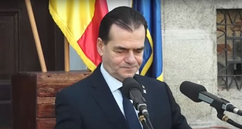 prim-ministrul PNL Ludovic Orban