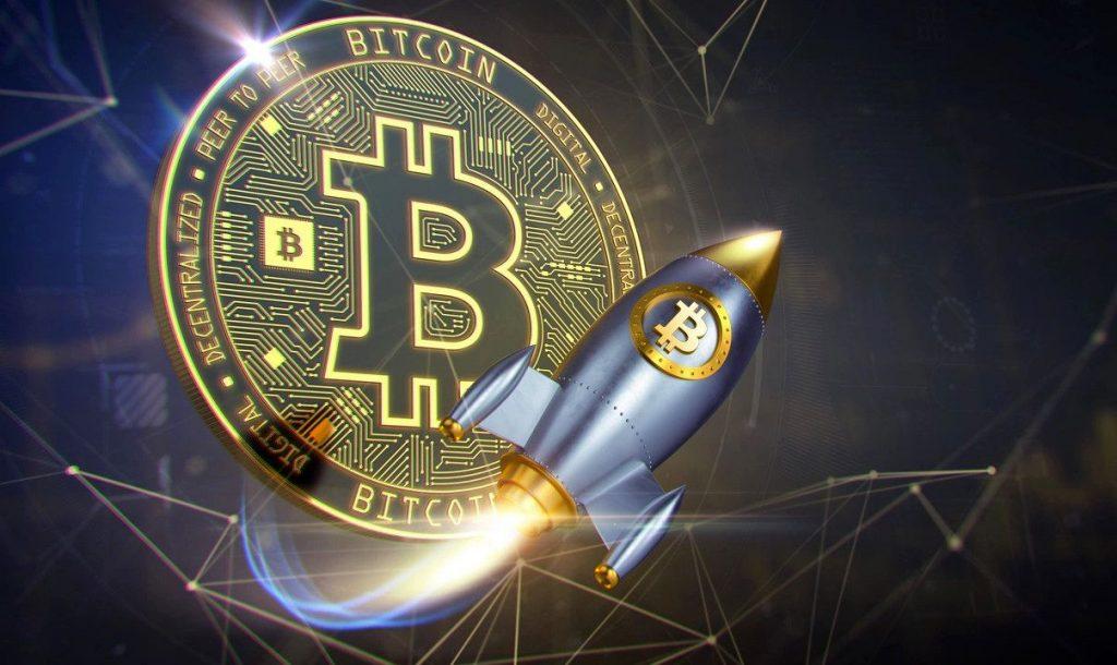Bitcoin a depasit pragul de 11.000 de dolari