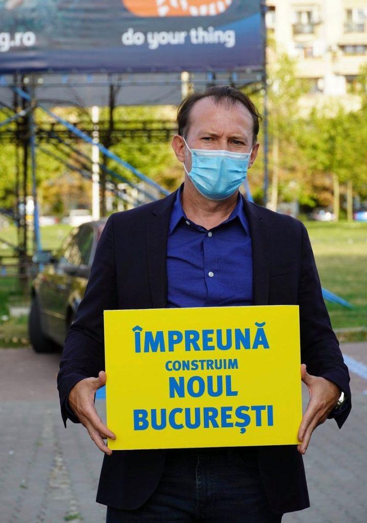 Cu doua zile inainte de alegerile locale, ministrul de Finante Florin Citu (foto) este facut zob de romani