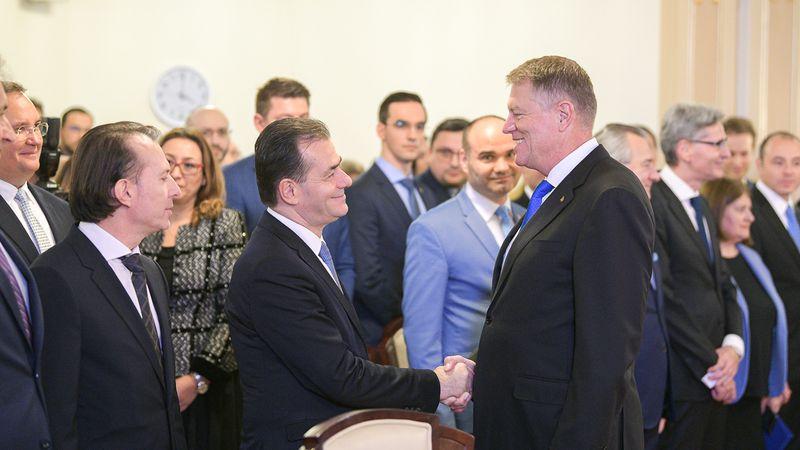 Ministrul de Finante Florin Citu a fost la un pas de a fi demis de presedintele Klaus Iohannis