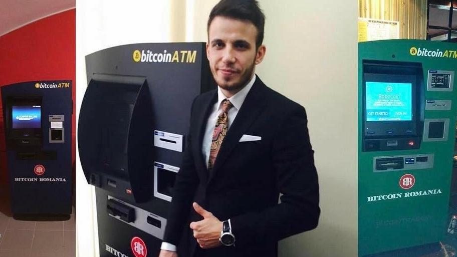 bitcoin atm franciză