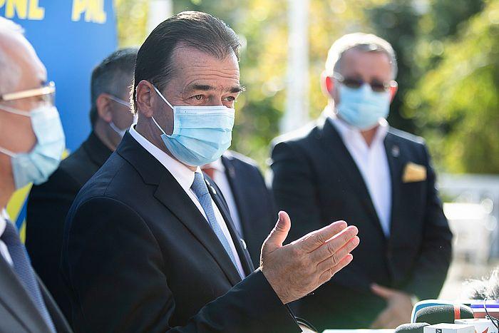 Ludovic Orban vrea noi restrictii