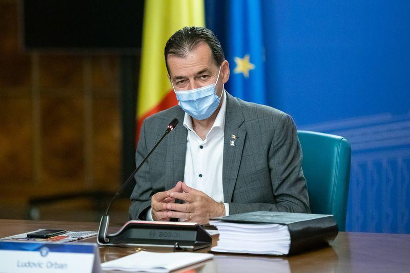 Ordonanta tradarii nationale a picat. Senatul a blocat vanzarea companiilor romanesti planuita de Guvernul condus de Ludovic Orban