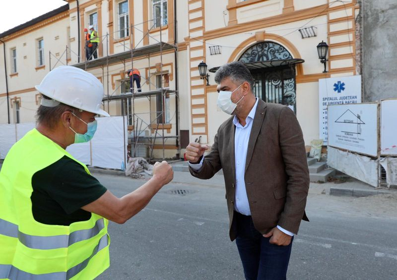 """Iata o miscare cat se poate de sanatoasa: patriotismul economic. Este vorba despre un program complex de relansare a productiei, denumit """"Fabricat in Romania"""""""