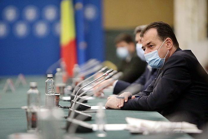 Guvernul Orban, in sedinta