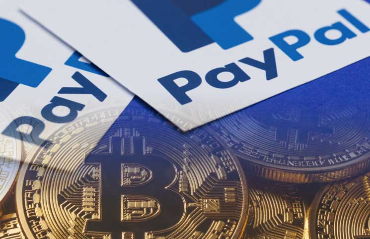 PAYPAL INTRA IN INDUSTRIA CRIPTO
