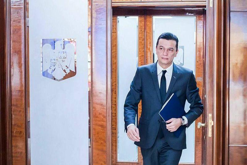 noul program de guvernare al PSD prezentat de prim-vicepresedintele PSD Sorin Grindeanu