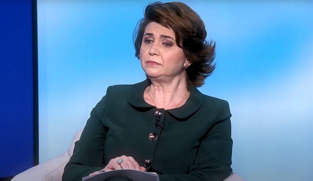 Monica Anisie, ministrul Educatiei
