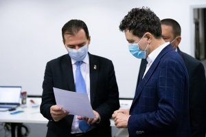 Ludovic Orban, chemat sa prezinte bugetul