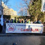 CA PE VREMEA LUI CEAUSESCU – Sindicalistii spun ca majorarea salariului minim cu 41 de lei este o batjocura si seamana cu promisiunile din 89