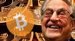 """SOROS PARIAZA AGRESIV PE BITCOIN – Multimiliardarul face primele investitii """"la vedere"""" in cripto. Directorul sau iese cu declaratii incendiare"""